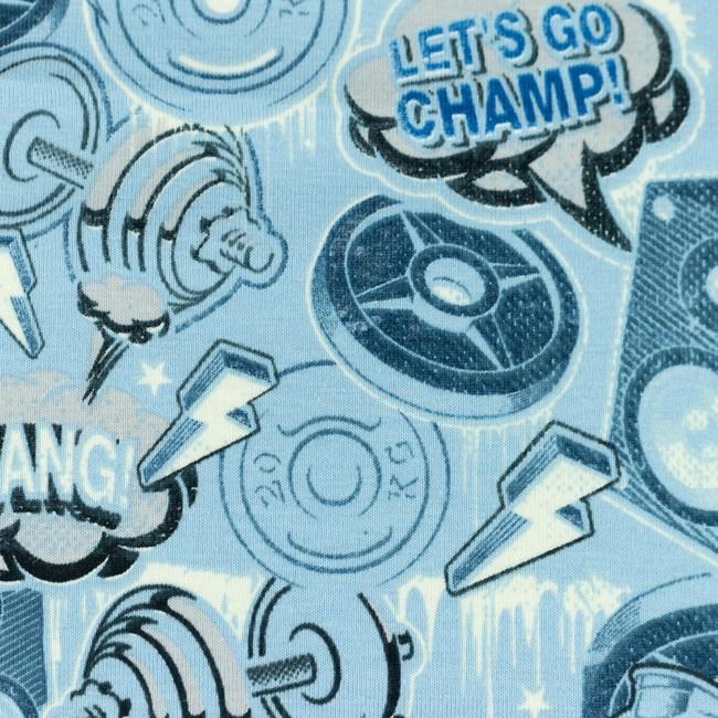 Let's Go Champ (S773)