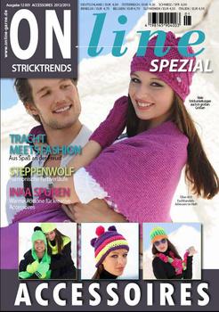 Brei- en haakboek ONline Garne nummer 01, Special 2012/2013