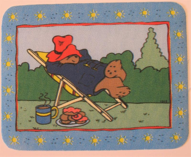 Beertje Paddington Slaapt (19950)