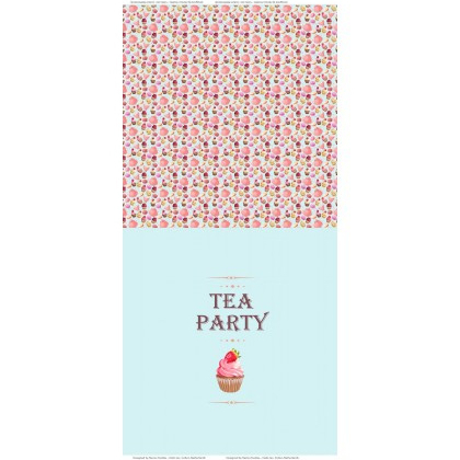 Tricot panel Tea Party (270723)