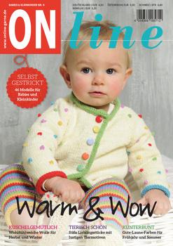 Baby en kinderbrei- en haakboek ONline Garne, nummer 5