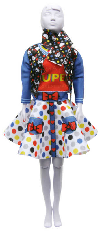 Lucy Dots & Bows (179834)
