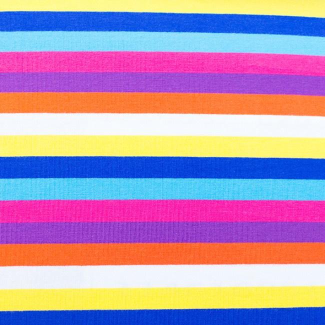 Tricot Stripe Multicolor (S088)