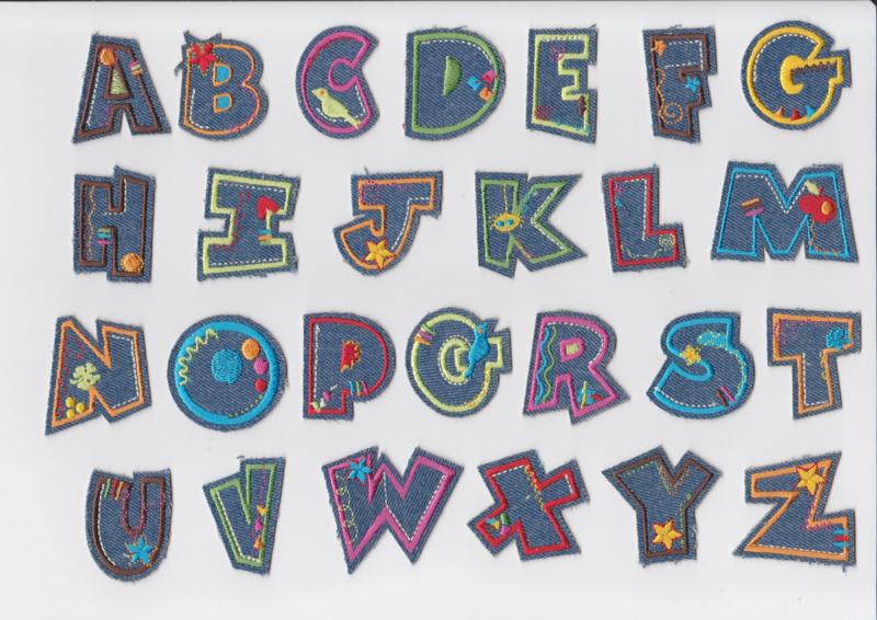Alfabet O t/m Z (4067)