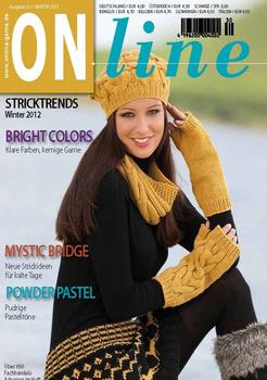 Brei- en haakboek ONline Garne nummer 30, Winter 2012