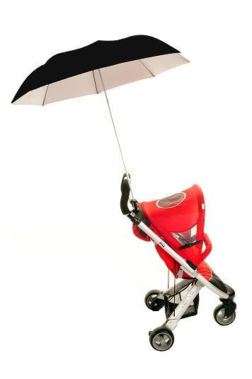 Buggy Brolly Zwart