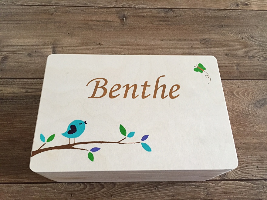 Geboortekistje - Benthe