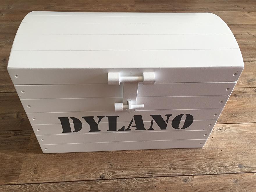 Schatkist wit - Dylano