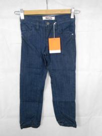 Donkerblauwe jeansbroek Hilde&Co mt 104