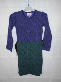 Gekleurde jurk LAVA mt 128