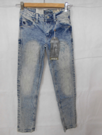 Blauwe jeansbroek Garcia mt 140