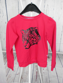 Felroze sweatshirt WAAAW mt 116