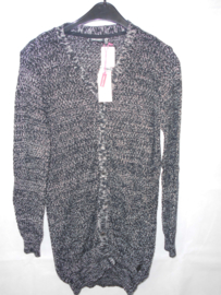 Grijze cardigan Tumbl n Dry mt 158/164