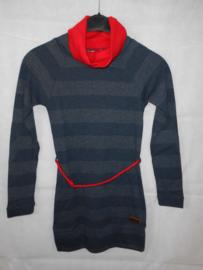 Donkerblauwe jurk Garcia mt 140/146