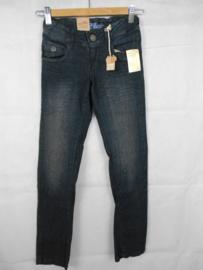Donkerblauwe jeansbroek Bram's Paris mt 140