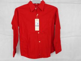Rood hemd Hartford mt 128