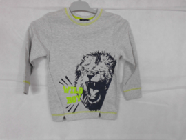 Grijze sweater Blue Seven mt 98