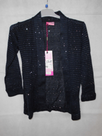 Blinkende cardigan O'Chill mt 116/122
