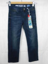 Donkerblauwe jeansbroek Vingino mt 116