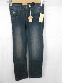 Grijze jeansbroek Brams Paris mt 116