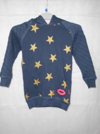 Donkerblauwe trui Claessens mt 104
