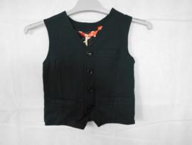 Mouwloze cardigan TYGO&vito mt 98/104