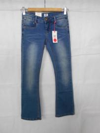Blauwe jeansbroek Tumbl n Dry mt 146