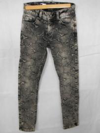 Grijze jeansbroek Vinrose mt 140