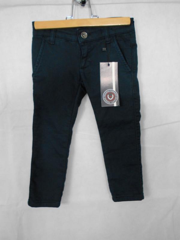 Zwarte jeansbroek Vinrose mt 92