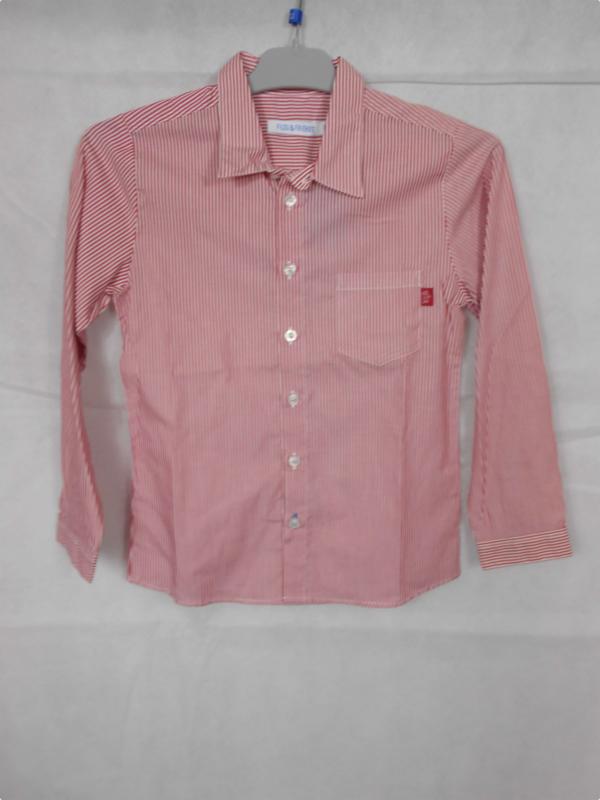 Gestreept hemd Filou&Friends mt 128