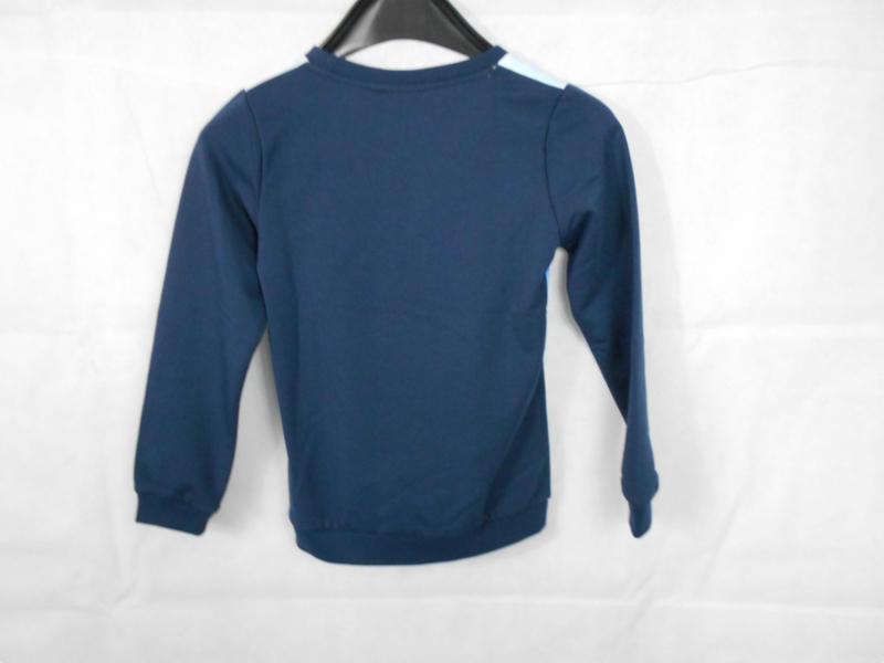 Donkerblauwe sweater SomeOne mt 116