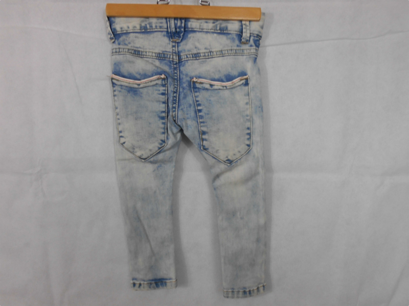 Lichtblauwe jeansbroek Name It mt 92