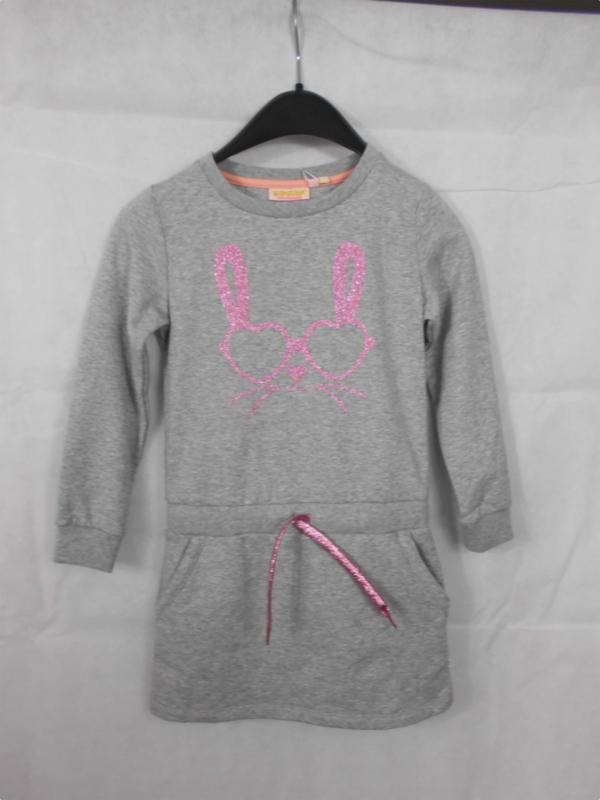 Grijze jurk SomeOne mt 116