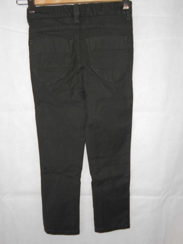 Zwarte jeansbroek Hilde&Co mt 104