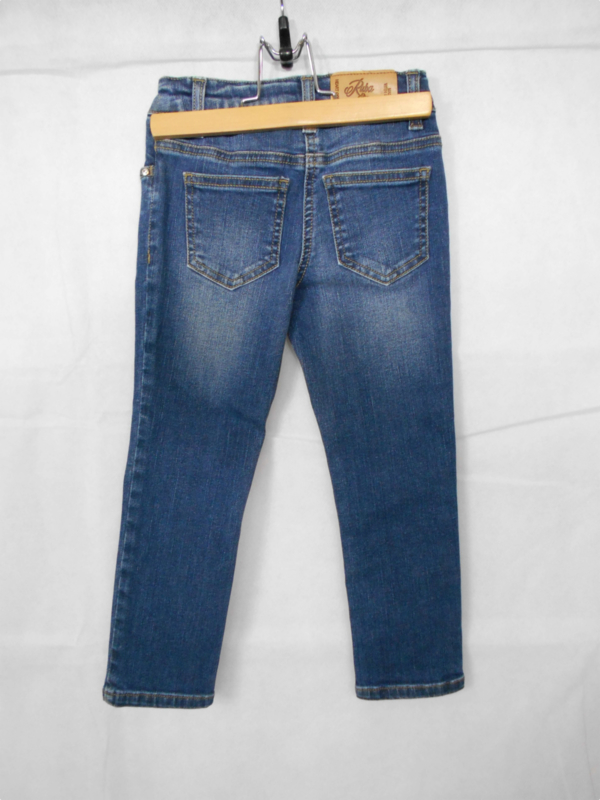 Blauwe jeansbroek RubaCuori mt 98