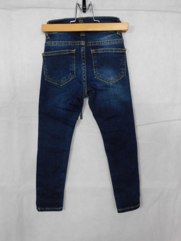 Donkerblauwe jeansbroek Vinrose mt 104