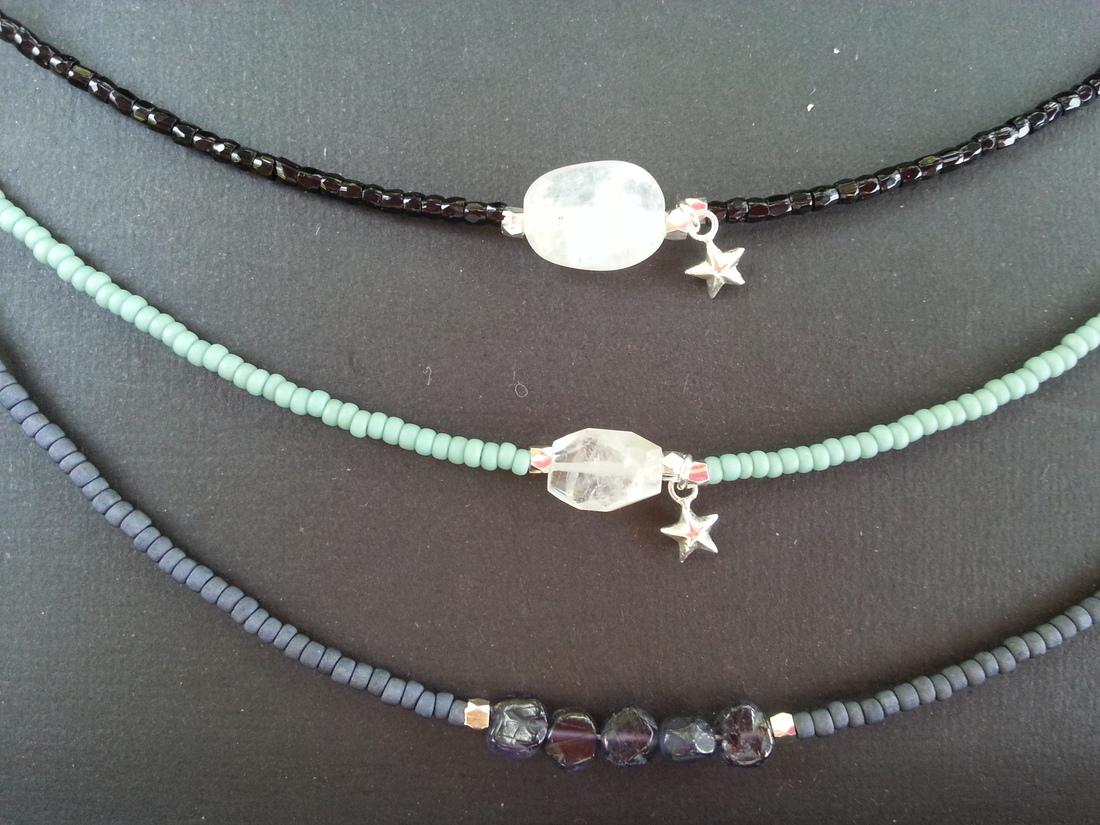 Nieuwe armbandjes sterling silver
