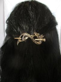 Norse Dragon Haarspelden Haarspeldjes