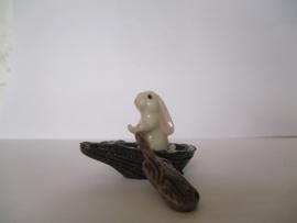 Konijn Fee Tuin Miniaturen