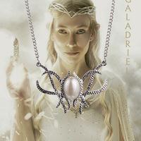 Voor Galadriel Fairy Queen Ketting