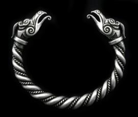 Handgemaakte Viking Dragon Bangles
