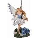 """Fairysite """"Blue prelude flower"""""""