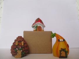 Huis Miniatuur Huis Fairy Huis