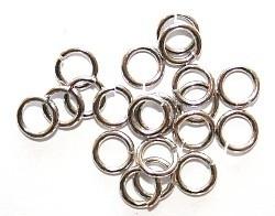 10 Ringetjes van 8 mm