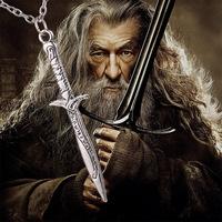 De Hobbit Zwaard Bilbo Baggins Ketting Sting Zwaard Ketting Lord Van De Ringen