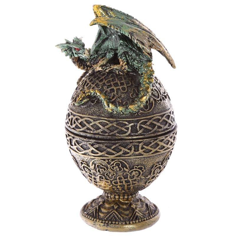 Duistere Legenden Keltisch Drakenei Doosje