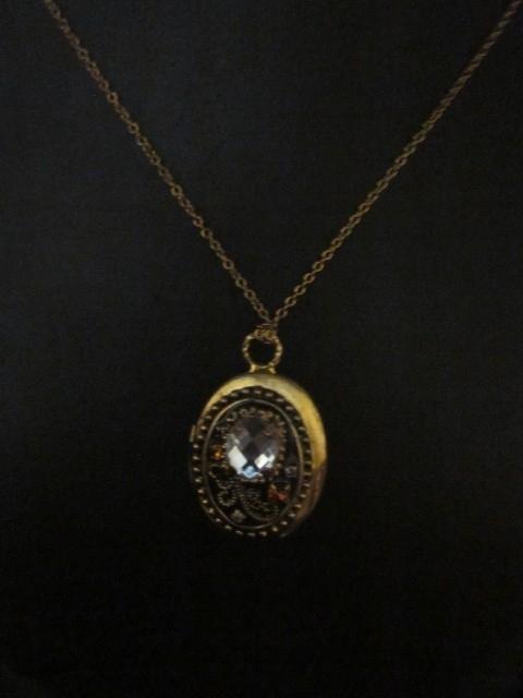 Hanger Goud medallion