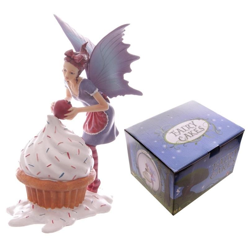 Natasha Faulkner Feeën Cakejes Cupcake Fee