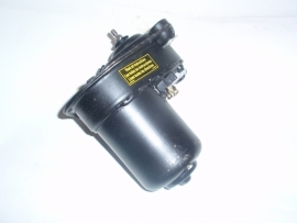 Ruitenwissermotor.
