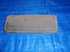 Rempedaal rubber (G)